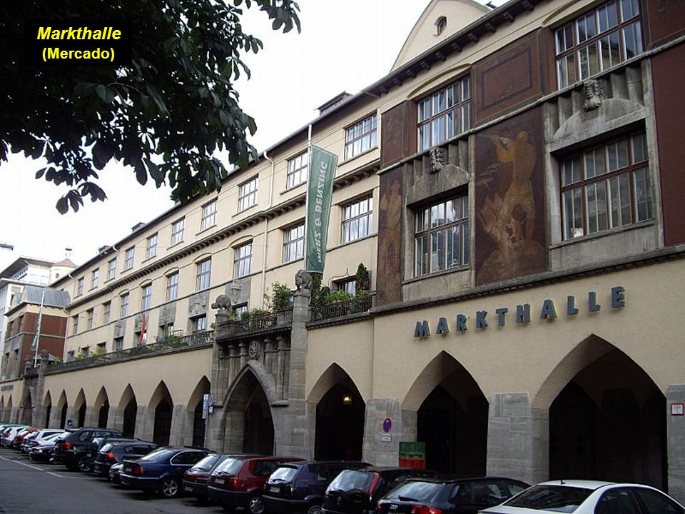 Stadtbücherei (Biblioteca Estatal)