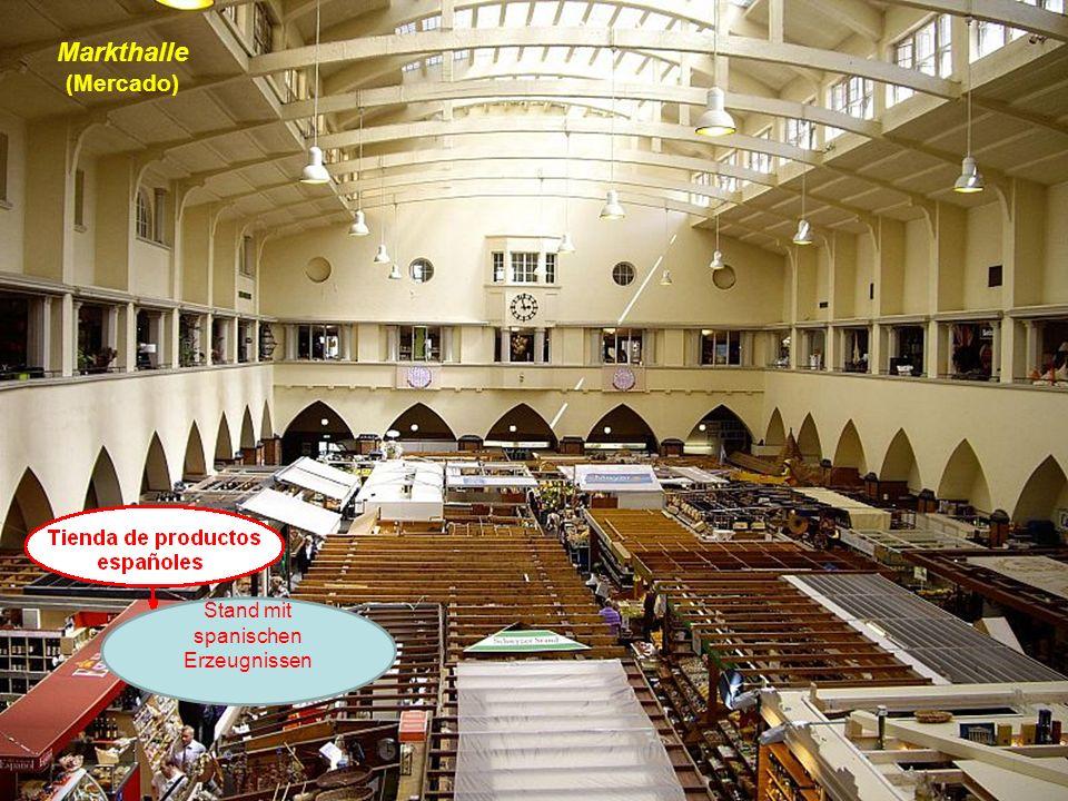 Markthalle (Mercado)