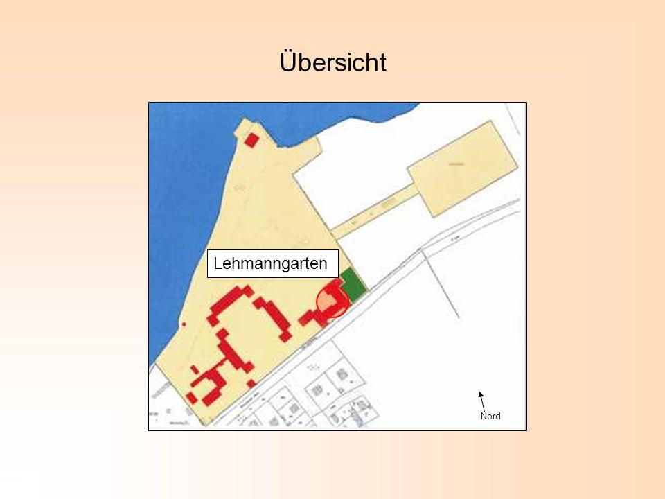 Nord Übersicht Lehmanngarten