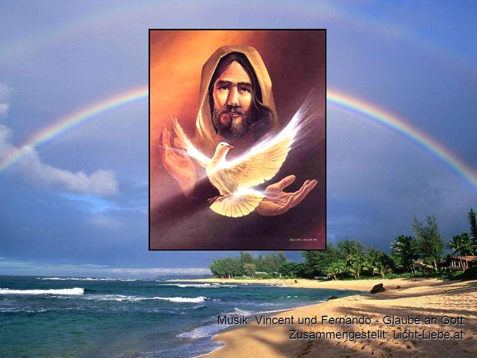 Er weiss den Weg, den er dir vorbestimmt! Dass jeder Tag für dich ein gutes Ende nimmt!