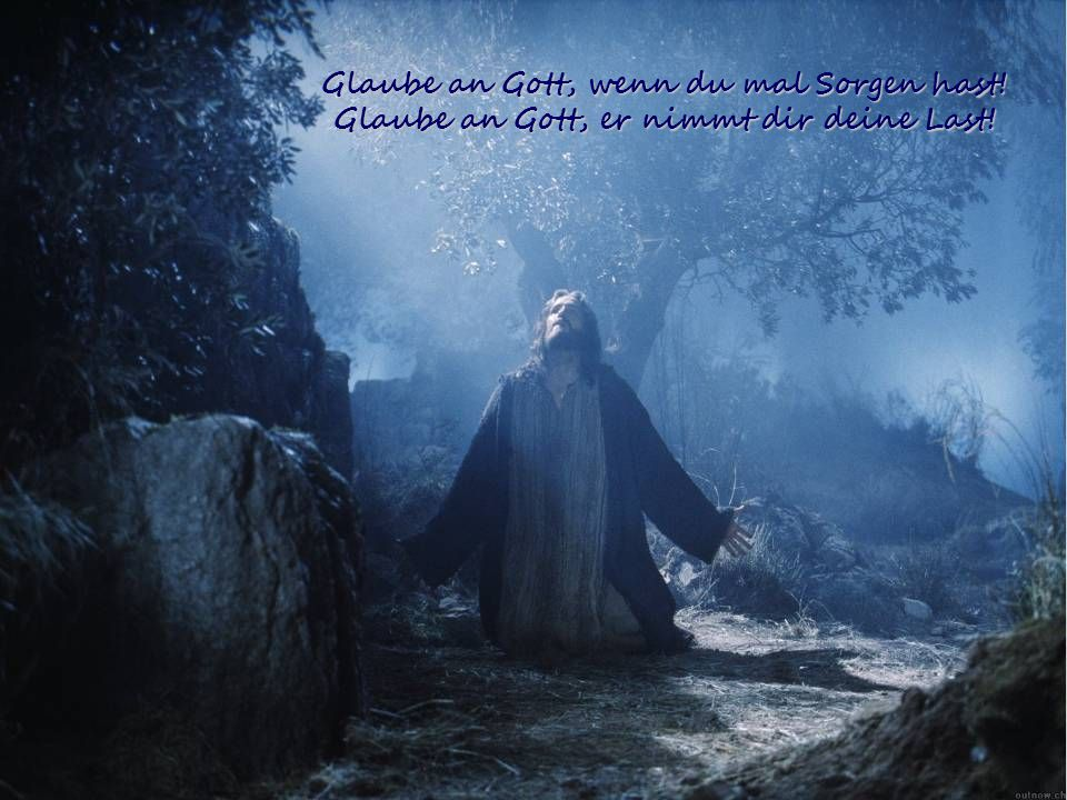 Meine Mutter sagte oft: Wenn du nicht weiter weißt, weine nicht! Es gibt ein Licht das Hoffnung heisst!