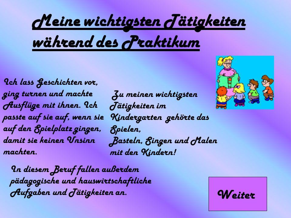 Erkundeter Betrieb Kindergarten St. Brictius Hueskamp15 48624 Schöppingen Weiter
