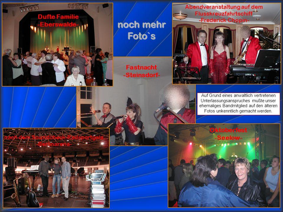 noch mehr Foto`s Fastnacht -Steinsdorf- Dufte Familie -Eberswalde- Abendveranstaltung auf dem Flusskreuzfahrtschiff -Frederick Chopin- nach dem Soundc