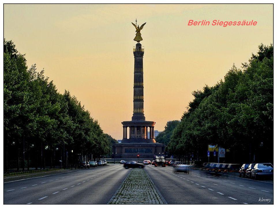 Berlin the Brandenburger Tor