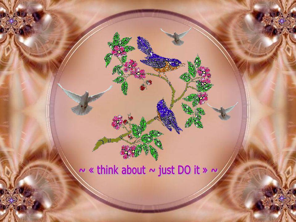 ~ °°°folge deinem HERZen ~ deiner Seele ~ ~ dein WAHRes GLÜCK & WOHL-Gefühl IST das Wichtigste ~ ~ ALLLES Andere ergibt DARAUS ganz von Selbst°°°))) !