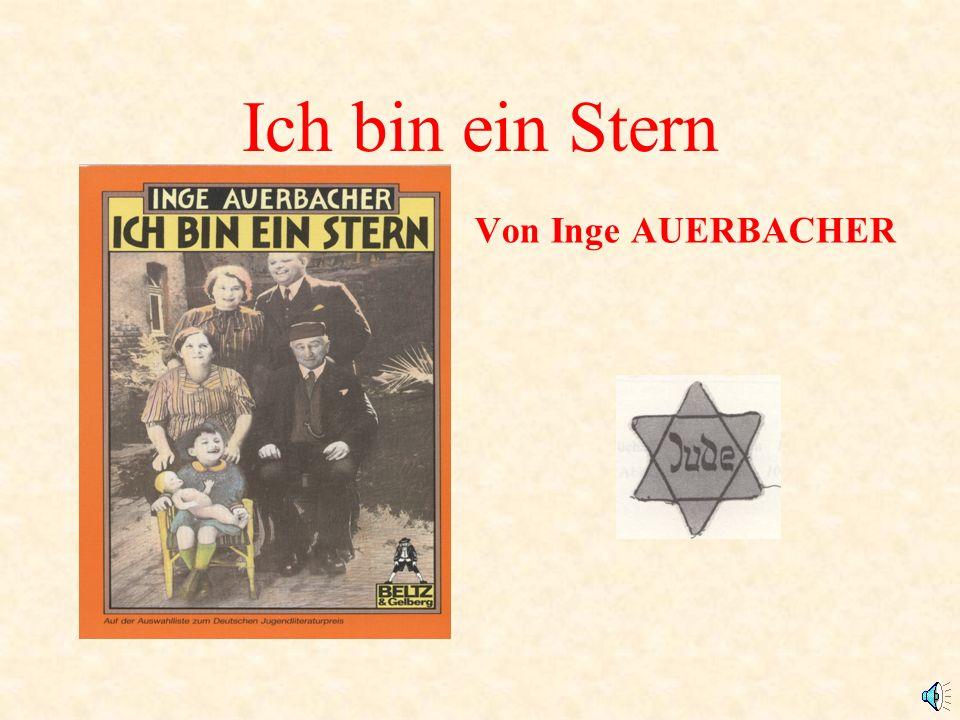 Ich bin ein Stern Von Inge AUERBACHER