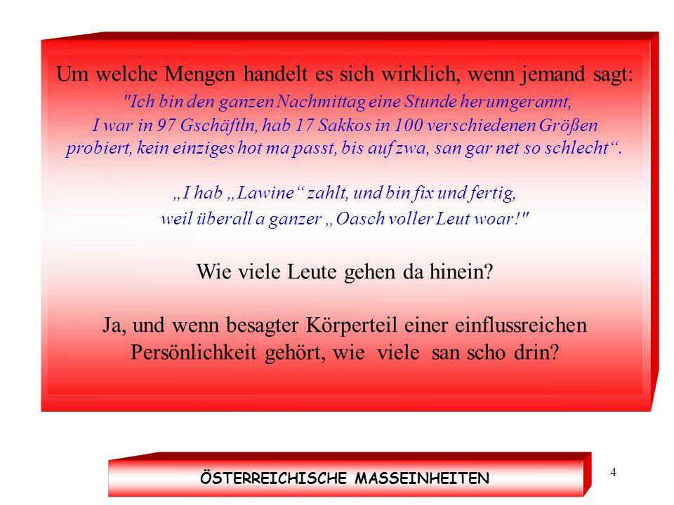 Quelle HWIT5 verteilt durch www.funmail2u.dewww.funmail2u.de Wann wird aus einem Tröpferl ein Tropfen .