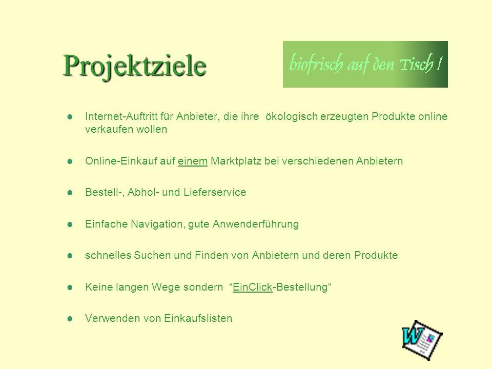 Wettbewerbsvergleich Konkurrenz : oekofrisch.de, biomall.de etc......