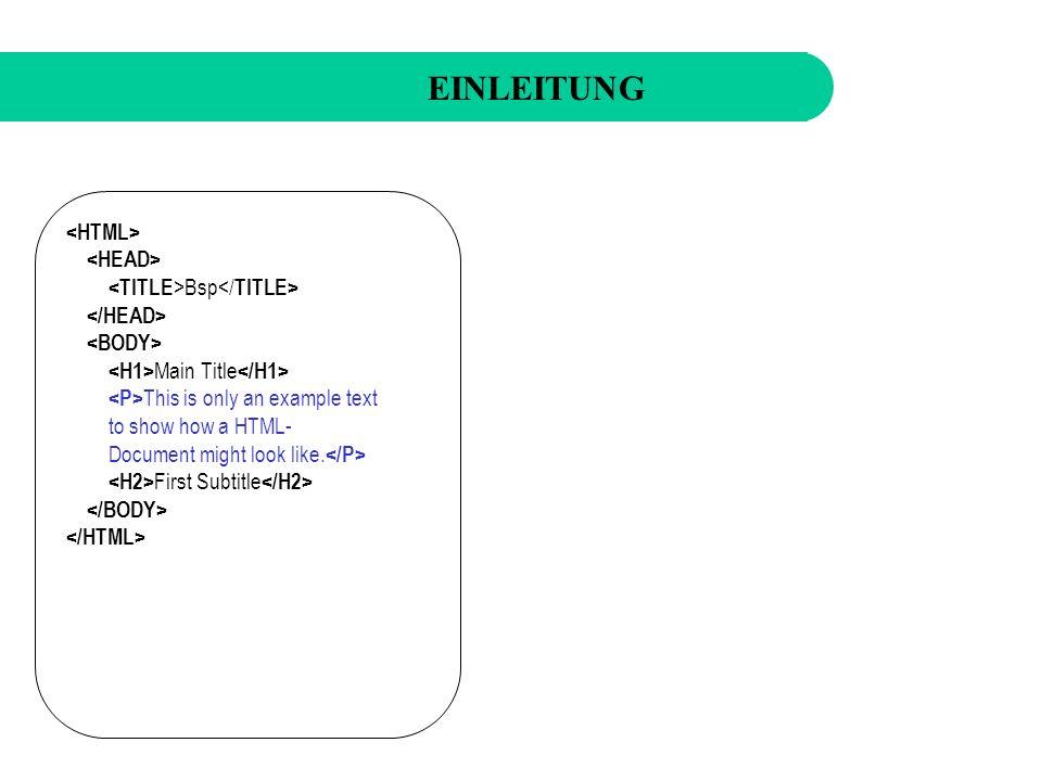 Noch einige Bemerkungen...XML-Dokument kann sogar valide sein!.