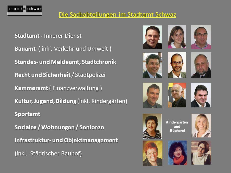 Stadtamt - Innerer Dienst Bauamt ( inkl.