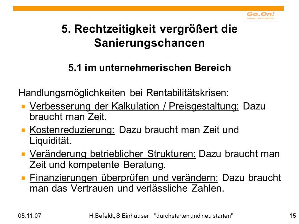 05.11.07H.Befeldt, S.Einhäuser durchstarten und neu starten 15 5.