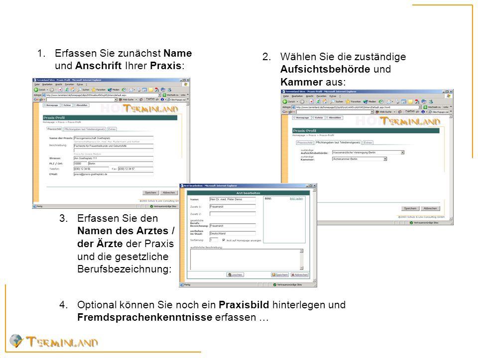 Homepage 1.