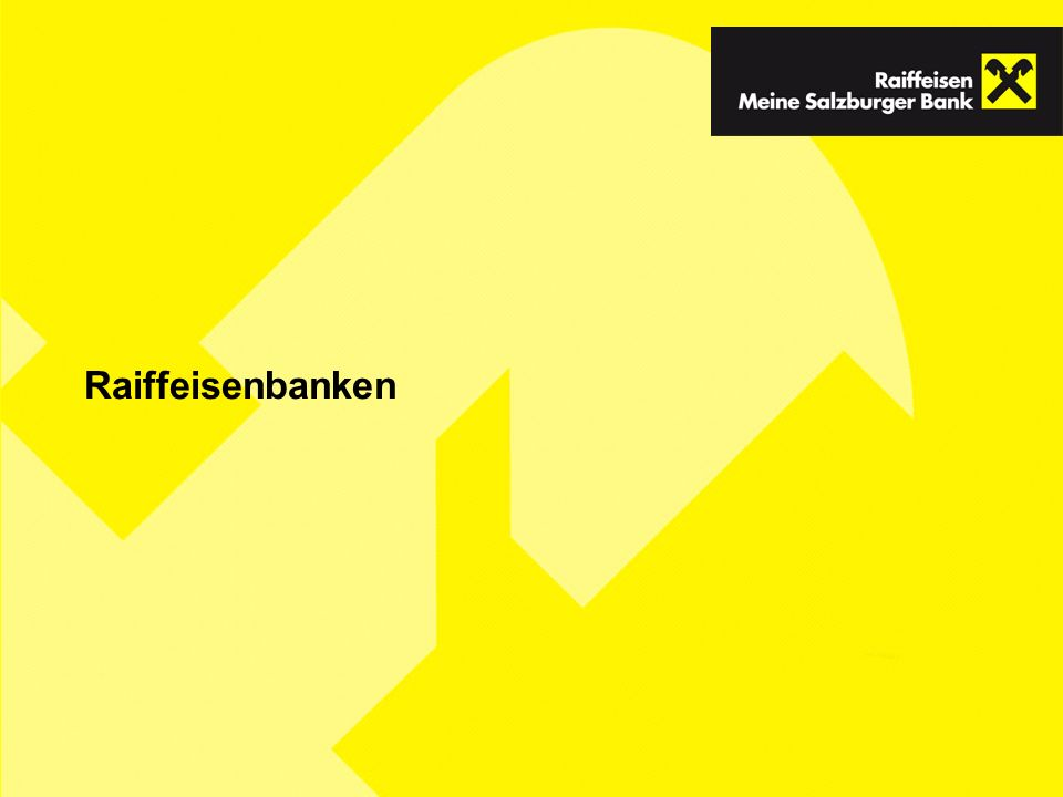 Raiffeisenbanken