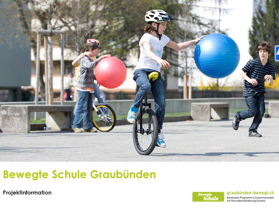 Bewegte Schule Graubünden Projektinformation