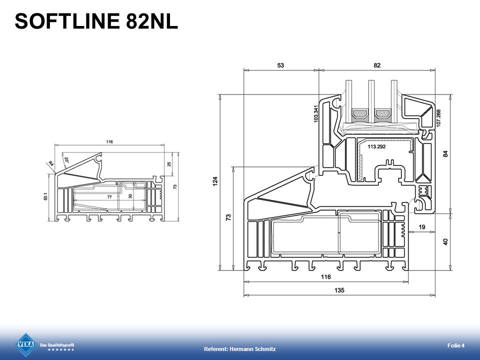Referent: Hermann Schmitz Folie 4 SOFTLINE 82NL