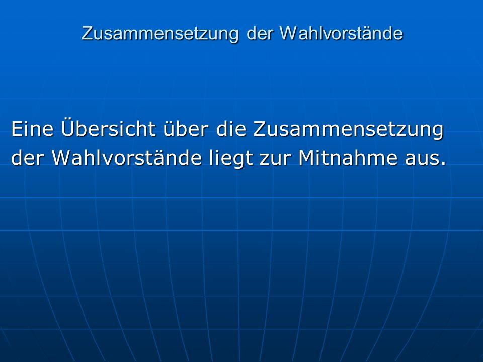Ahnataler Wahlbezirke 001 - OT Weimar, östlich der Bahnlinie 002 - OT Weimar, westlich der Bahnlinie 003 - OT Weimar, Wohngebiet Kammerberg 004 - OT Heckershausen, nördlich der Hauptstraße/Obervellmarsche Straße, (einschl.