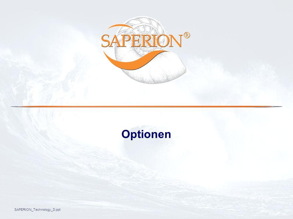 SAPERION_Technology_D.ppt Optionen