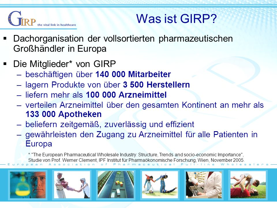 Was ist GIRP.
