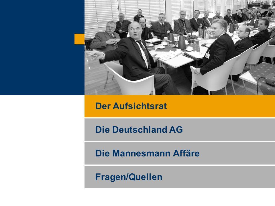 Ingo Hanekamm, Michael Mack und Florian Speth Die Mannesmann Affäre 28.