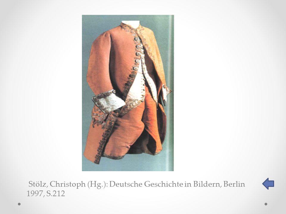 Stölz, Christoph (Hg.): Deutsche Geschichte in Bildern, Berlin 1997, S.212