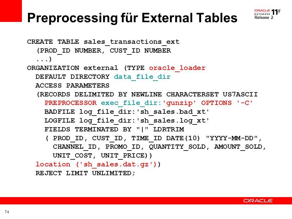 Konzept zum einspielen von Dateien 1.Änderungsprozedur zum Kopieren der Dateien Umbenennen von Dateinamen 2.Änderungsprozedur zum Ändern der Einträge