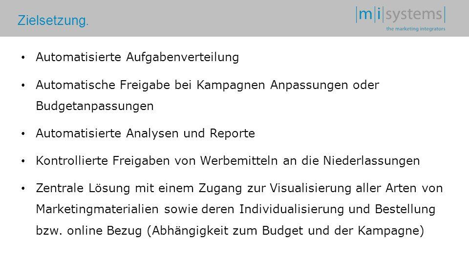Automatisierte Aufgabenverteilung Automatische Freigabe bei Kampagnen Anpassungen oder Budgetanpassungen Automatisierte Analysen und Reporte Kontrolli