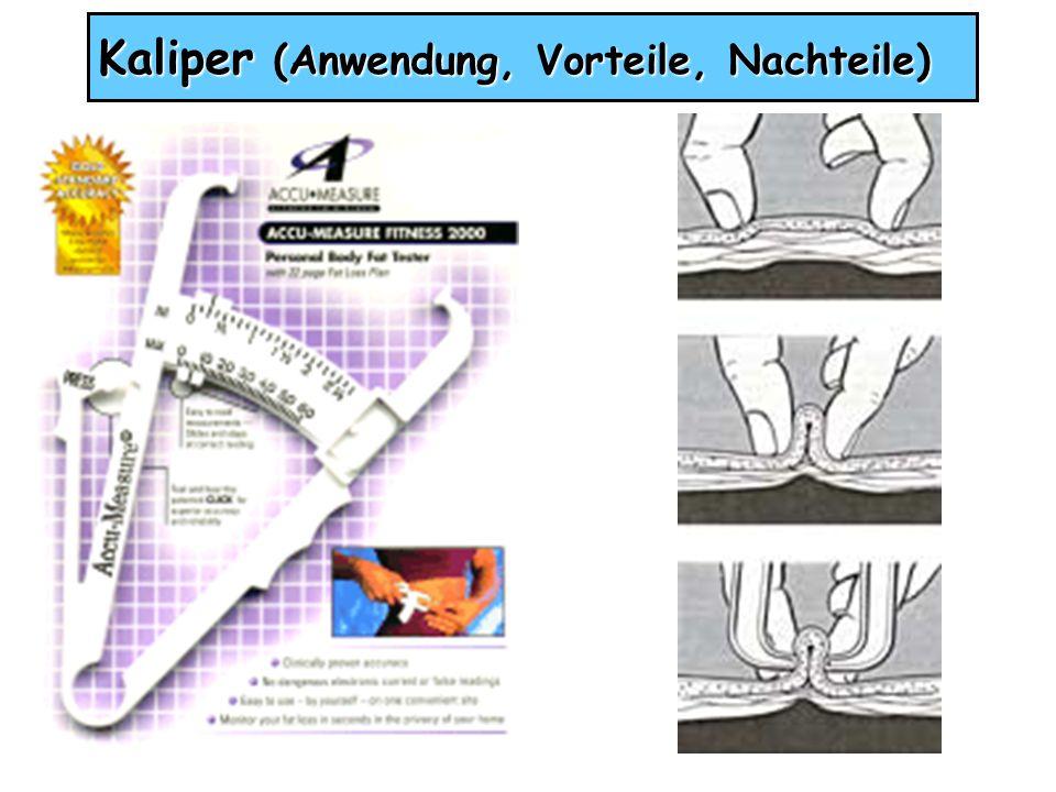Kaliper (Anwendung, Vorteile, Nachteile)