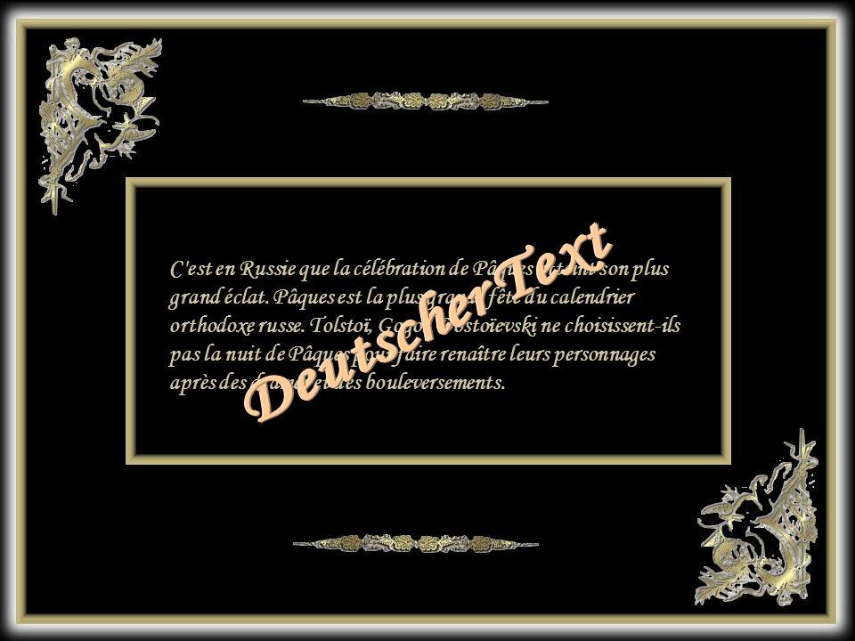 13 Die Kaiserlichen Ostereier sind die berühmtesten Schöpfungen des Carl Fabergé.