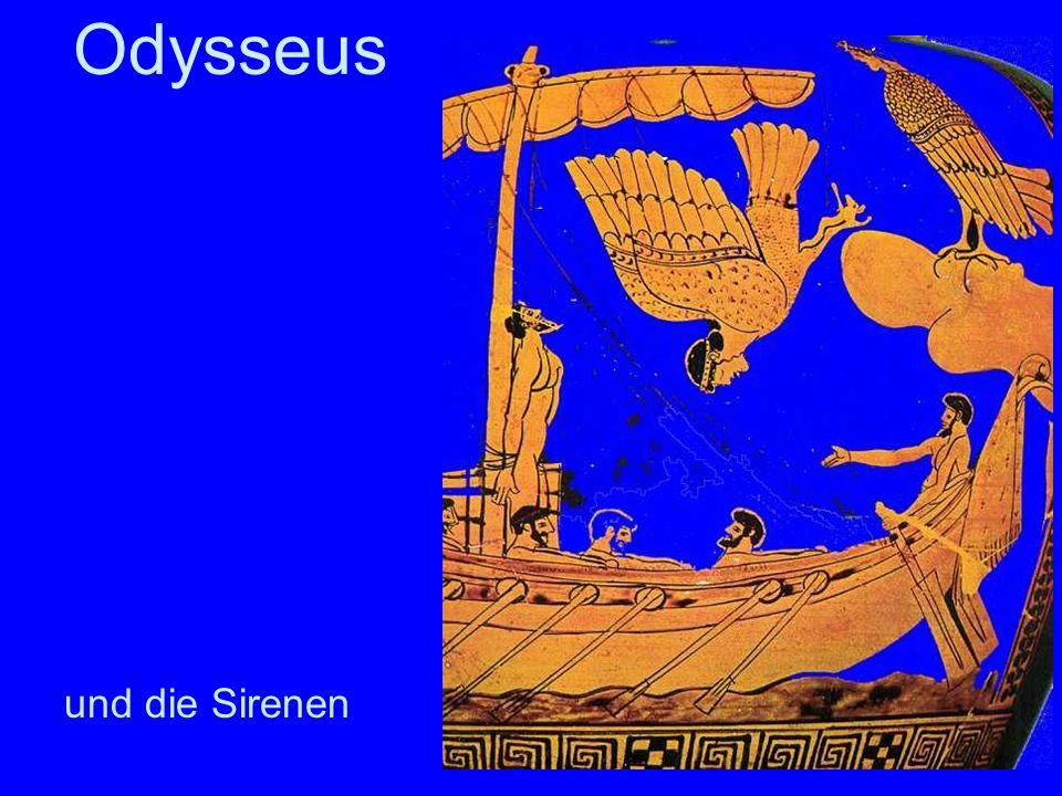 Odysseus Sirenen Odysseus und die Sirenen