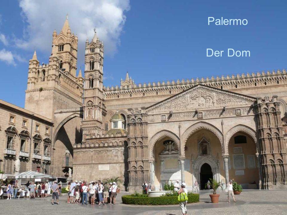 Der Dom Palermo
