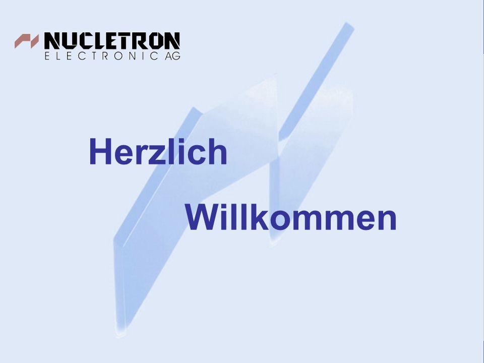 Nucletron Electronic AG NUCLETRON ELECTRONIC AG