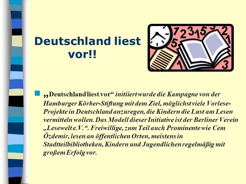 Deutschland liest vor!.