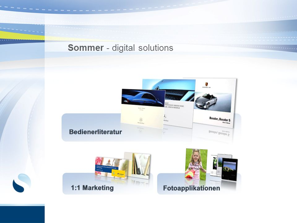 Sommer - digital solutions