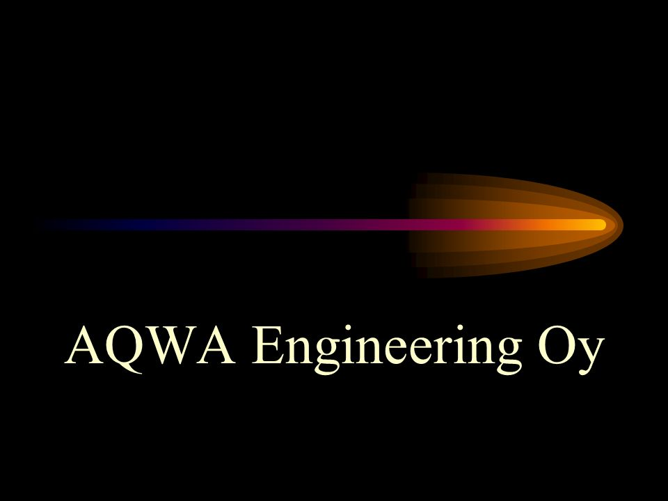 AQWA Engineering Oy