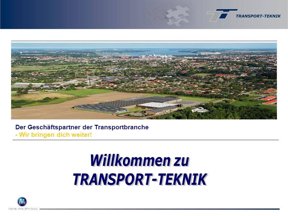 Member of the BPW-Group Der Geschäftspartner der Transportbranche - Wir bringen dich weiter!
