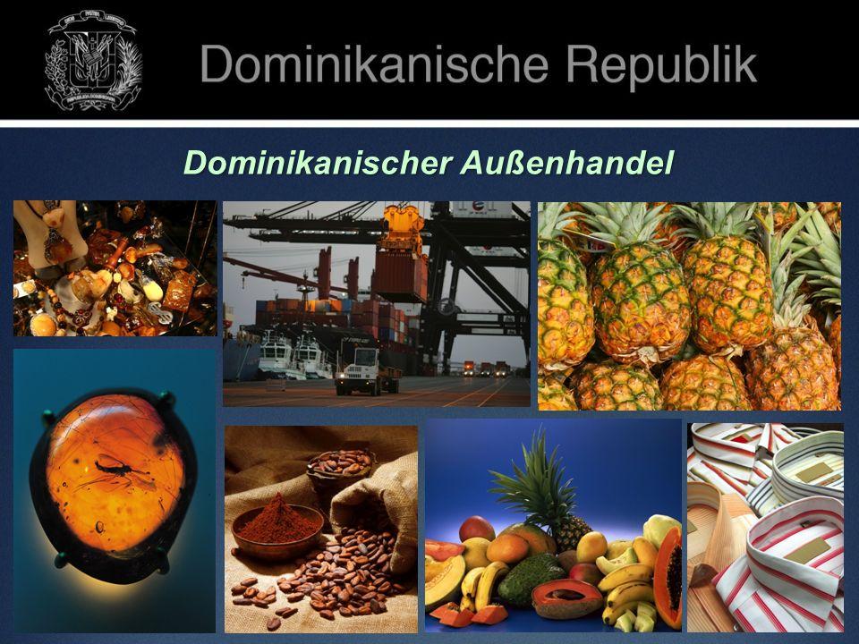 Dominikanischer Außenhandel