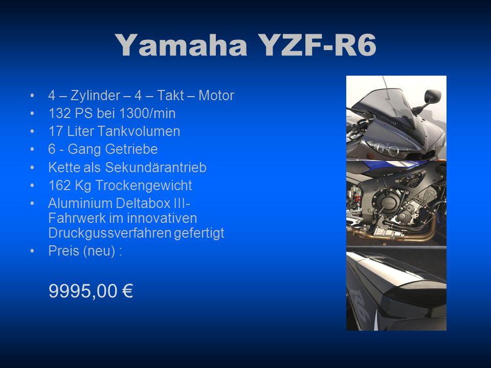 Quellen Die offizielle Homepage von Yamaha Motors www.yamaha-motor.de