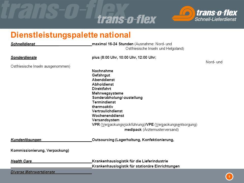 5 Schnelldienst Schnelldienstmaximal 16-24 Stunden (Ausnahme: Nord- und Ostfriesische Inseln und Helgoland) Sonderdienste Sonderdiensteplus (8:00 Uhr,