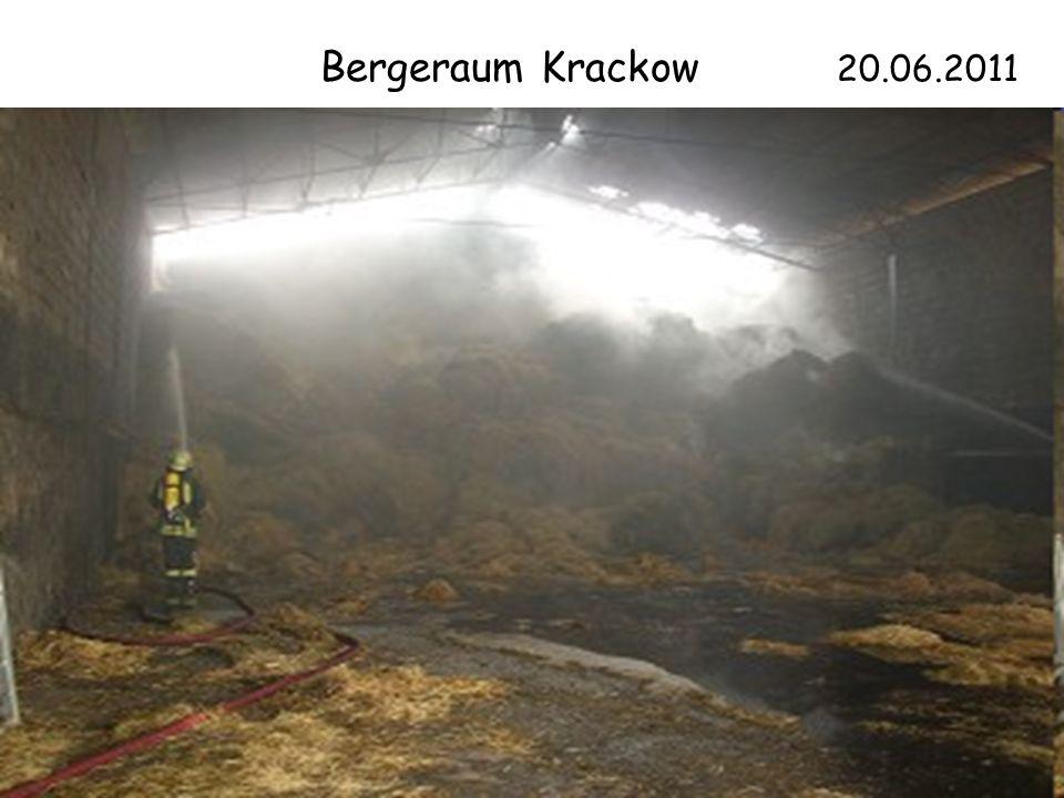 Bergeraum Krackow 20.06.2011