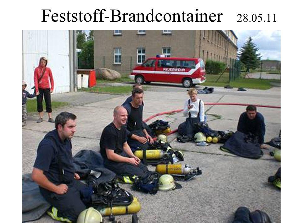 Feststoff-Brandcontainer 28.05.11