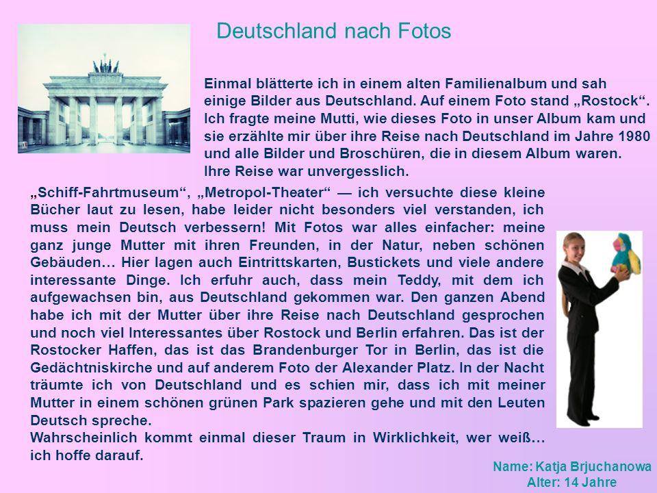 Deutschland nach Fotos Schiff-Fahrtmuseum, Metropol-Theater ich versuchte diese kleine Bücher laut zu lesen, habe leider nicht besonders viel verstand
