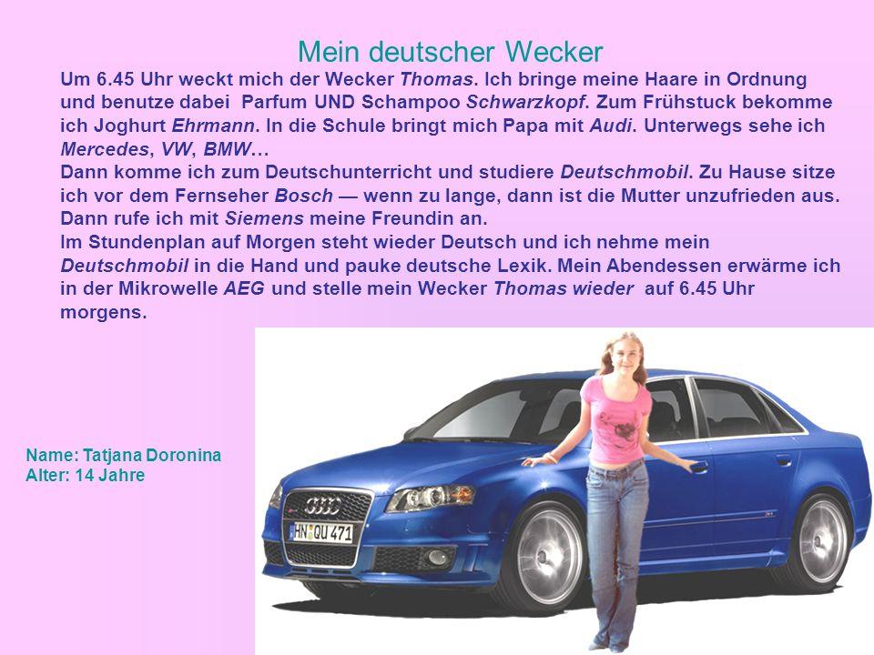 Deutschland und Physik Das moderne Leben kann man ohne Elektrogeräte gar nicht vorstellen.