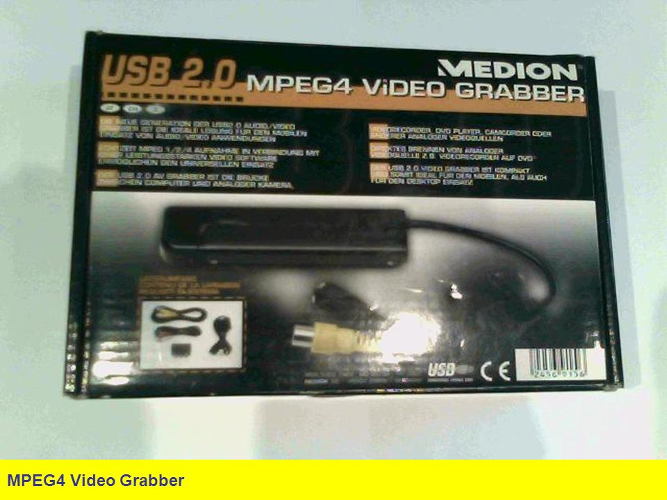 MPEG4 Video Grabber