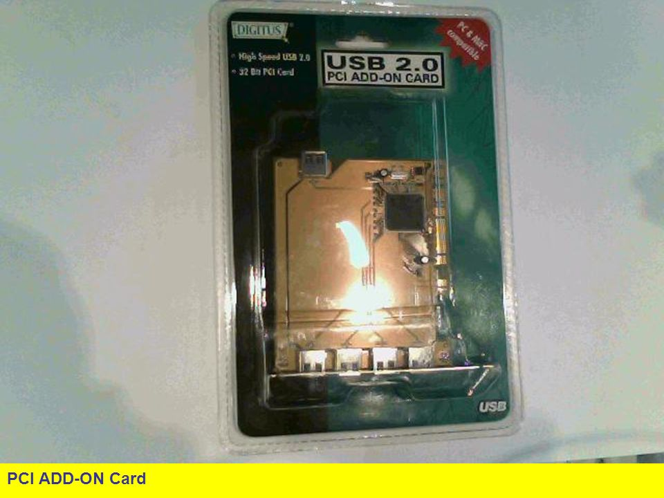 PCI ADD-ON Card