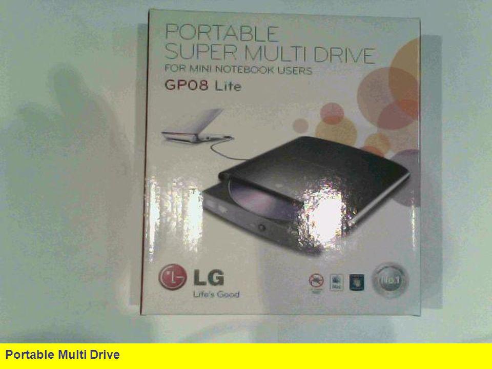 Portable Multi Drive