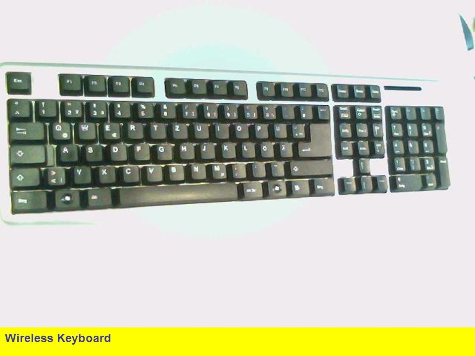 Wireless Keyboard