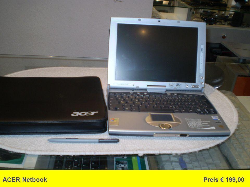 ACER Netbook Preis 199,00