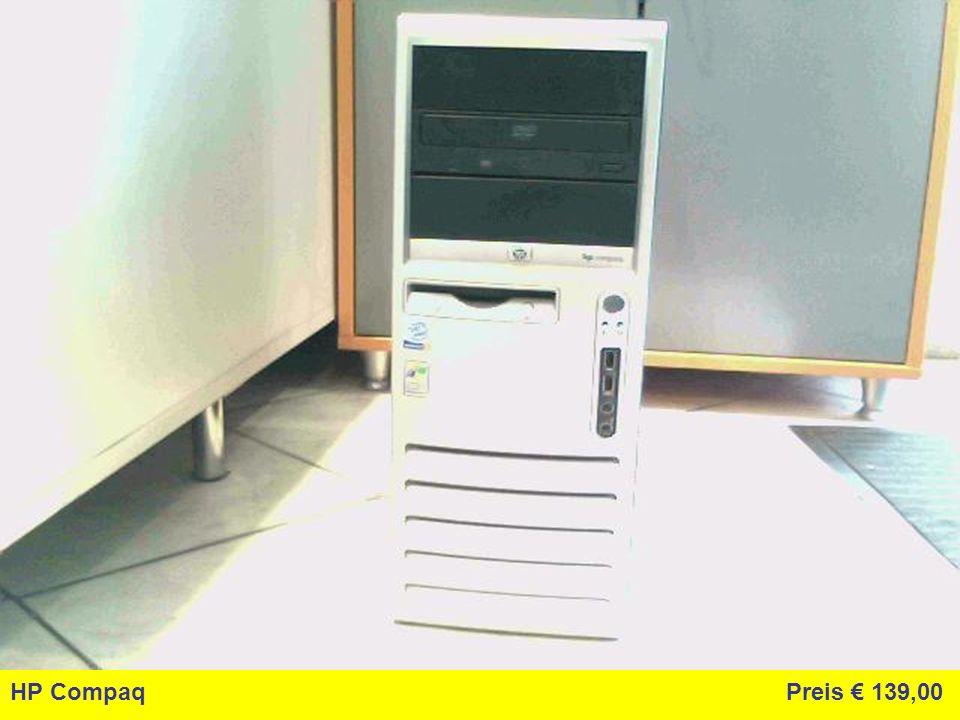 HP Compaq Preis 139,00