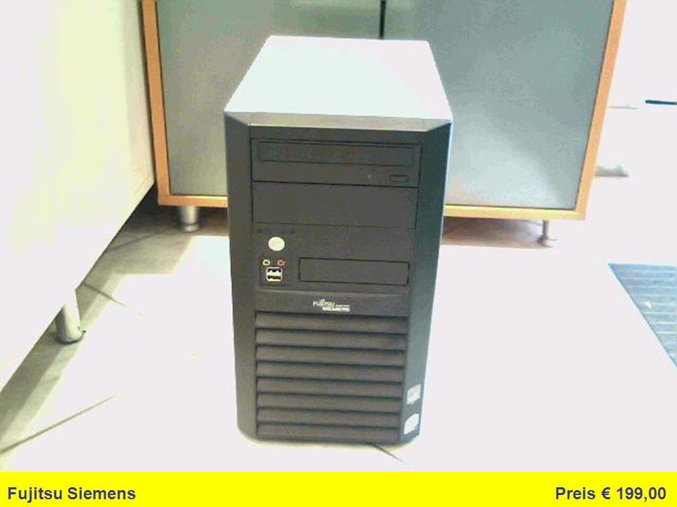 Fujitsu Siemens Preis 199,00