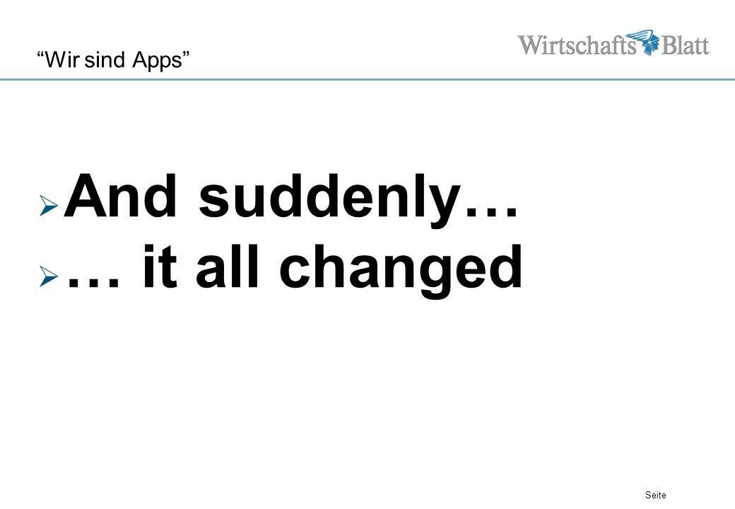 Seite Wir sind Apps WirtschaftsBlatt: Apps & Widgets Manager präsentieren ihre persönlichen App-Favoriten www.wirtschaftsblatt.at/ebusiness Alexis Johann WirtschaftsBlatt alexis.johann@wirtschaftsblatt.at @facebook @xing +43 1 601 17 254